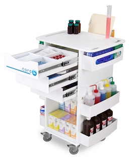 LAB CART WORKSTATION CORE DX MULTI-TASKING CART