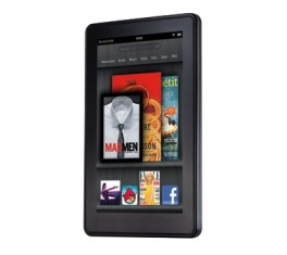 KINDLE FIRE 7IN MULTI-TOUCH DISPLAY W/ WIFI